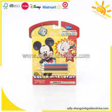 Mickey Color Discovery Buch