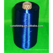 Hilo de filamento de viscosa teñido pastel de 120D / 30F
