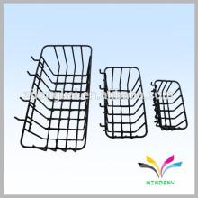 Venta caliente de la alta calidad de los nuevos productos de China muebles del champú del estante del metal del cuarto de baño de las cestas del estante de la esquina