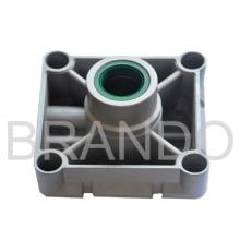 Aluminium-Druckguss für Pneumatik-Zylinderkappe