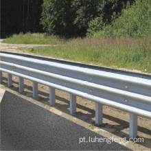 Guardrail ondulado galvanizado Crash Barrier