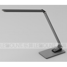 Touch Coutrol lámpara de mesa de aluminio LED (LTB108B)