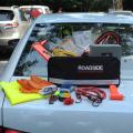 Vehicle Roadside Assistance Car Emergency Kit Bags