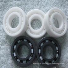 Diferentes tipos de rodamientos de cerámica