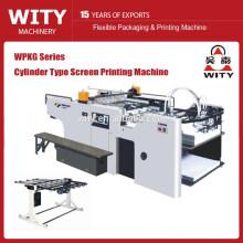 Máquina automática de impressão de tela