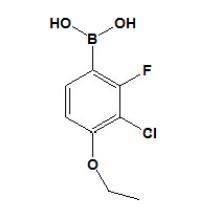 3-Chloro-4-Ethoxy-2-Fluorophenylboronic Acidcas No. 909122-50-5