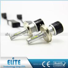 O tipo do farol e o tipo da lâmpada do diodo emissor de luz auto carro conduziram o carro do jogo h4 do bulbo do farol conduzido