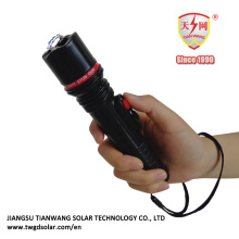 Small Compact Electrical Shocks with Bright LED Flashlight