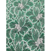 Nylon Polyester Spandex Panel Lace Fabric