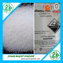 Ácido sulfâmico (venda quente)