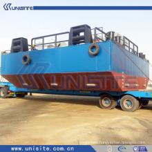 steel boat platform for marine construction(USA-2-005)