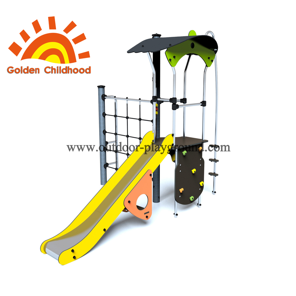Climb foam play set