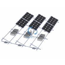 Sistema de marco de montaje de panel solar de triángulo de aluminio