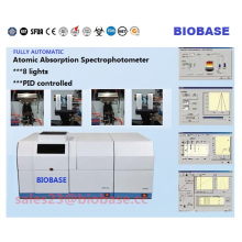 Biobase Fully Automatic Atomic Absorption Spectrophotometer