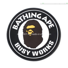 Rubber Mad, Rubber Patch 2015 Most Fashionable Costom Logo 3D PVC Rubber Patch