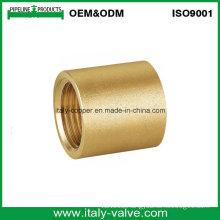 OEM&ODM Brass Female Coupling Fitting (AV-BF-7009)