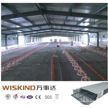 High Quality Steel Structure Buildings