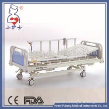 Roulettes de verrouillage de haute qualité Lit médical d'hôpital électrique
