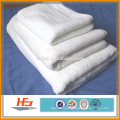 luxury personal embroidered white face towel/towel sets