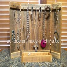 Модные деревянные Дисплей стенд/ выставка ювелирных изделий