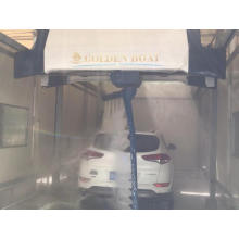 Steam G8 touchless car wash