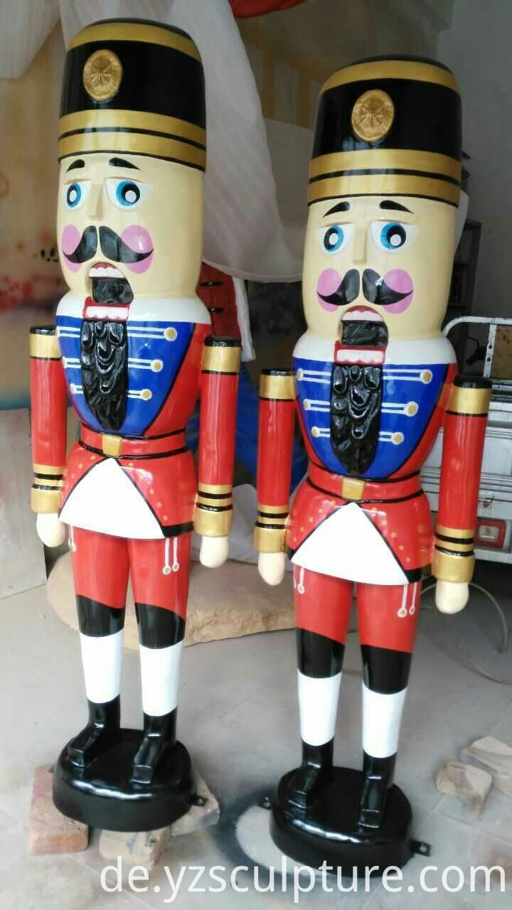 nutcracker sculpture