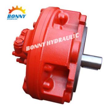 Motor hidráulico GM7 do pistão radial da série do GM