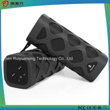 Alto-falante portátil Bluetooth com microfone embutido (preto)