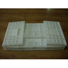 factory direct price best quality folderable chicken egg transport crate