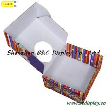 Boîte imprimée / boîte en carton / boîte de papier / affichage PDQ (B & C-I011)