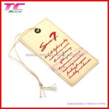 Jeanswear Fabric Swing Tickets