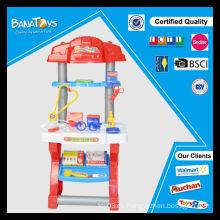 2015 Nuevo juguete del bebé del juego médico del juego del niño