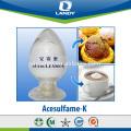 Edulcorante de grado alimenticio Acesulfame de potasio
