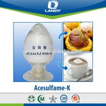 Édulcorant de qualité alimentaire Acésulfame potassium