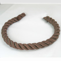 3 Strand natural colors three stands ship rope