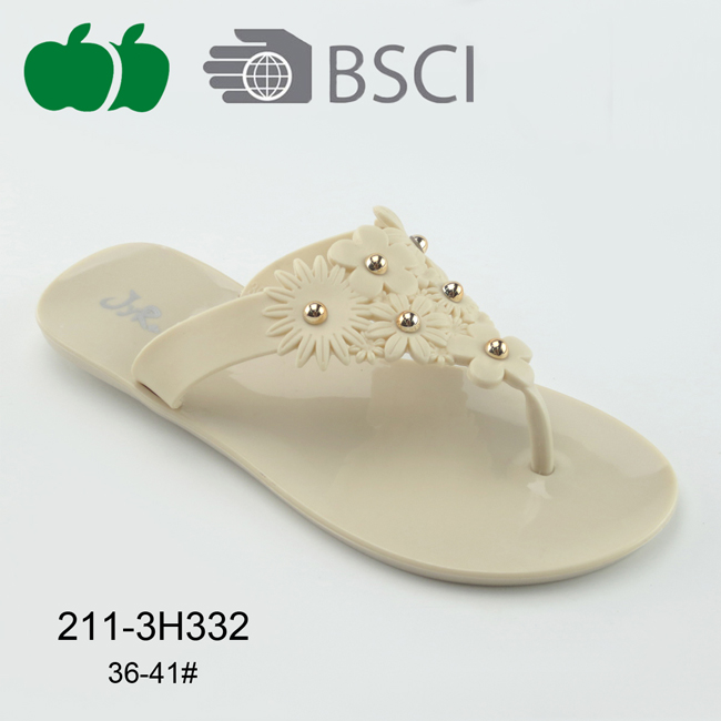 new fashion pvc slippers