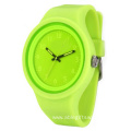 Silicone Jelly Quartz Watch Pupils Fasion Colorful
