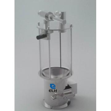 Receptor infrarrojo de la tolva del vacío para el sistema de transporte del vacío central