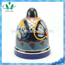 YSfp0006- 01 Morden vendimia campana pared de la planta titular de la olla para el jardín