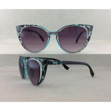 Модные пластиковые пользовательские солнцезащитные очки P02004