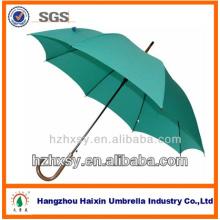 Pátio único guarda-chuva reto