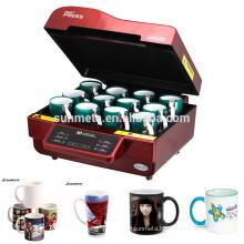 Sunmeta high quality Multifunction 3D sublimation vacuum mug printing machines