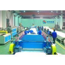 PVC CELUKA FOAMED FURNITURE BOARD PRODUCTION LINE