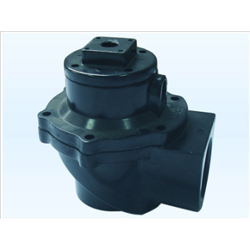 Aluminium Die Casting Pulse Valves Damm Collectors