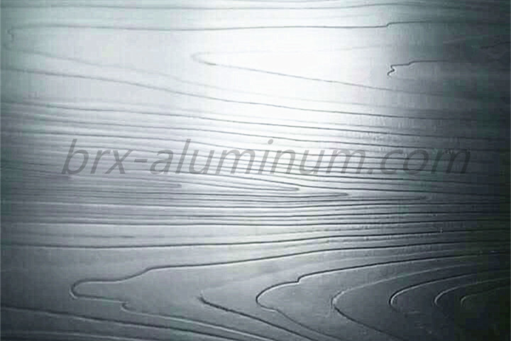 Decorative Wood Grain Aluminum Sheet