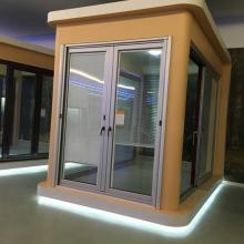 Perfis de alumínio de alta qualidade para portas e janelas