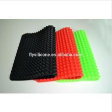 New Design Easy Lavagem Silicone Soft Pet Food Mat