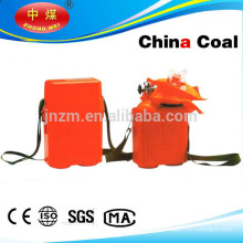 ZYX30/45/60/120 Compressed Oxygen Self Rescuer Portable Oxygen Concentration