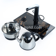 Automatic electric tea make machine