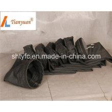 El polvo industrial vendedor caliente de la fibra de vidrio de Tianyuan recolecta el bolso